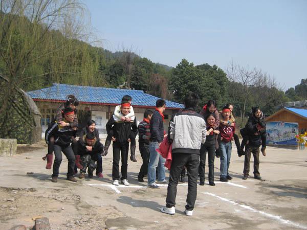 石燕湖妇女节活动