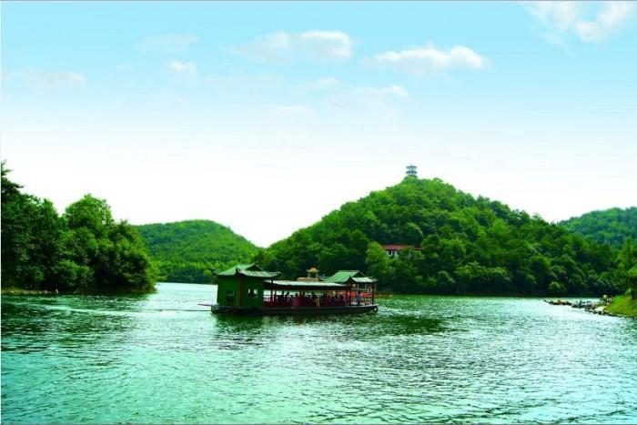 石燕湖景区