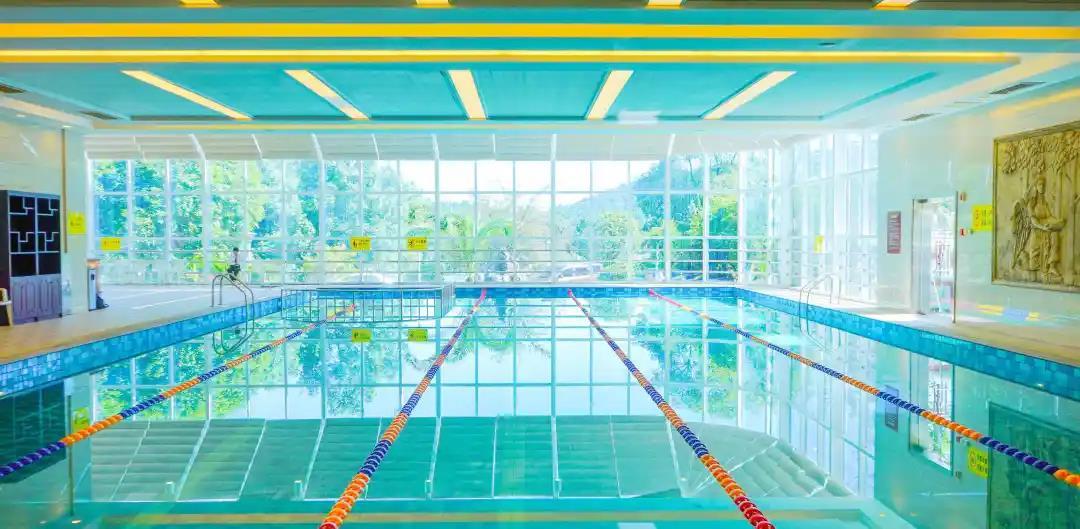 石燕湖森林泳池Party ! 游客可免费预约体验,赶紧约起来!!