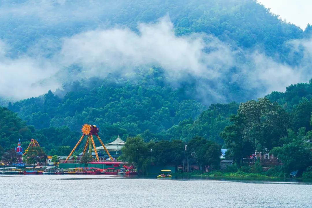 改造景区环境,助力文明城市创建,石燕湖景区在行动!