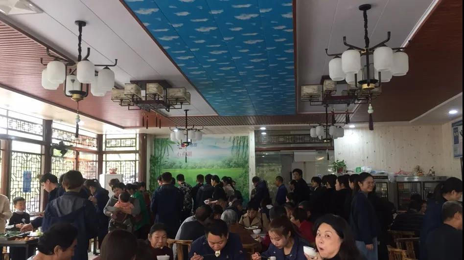 石燕湖关公文化堂推出系列传统文化活动全素餐