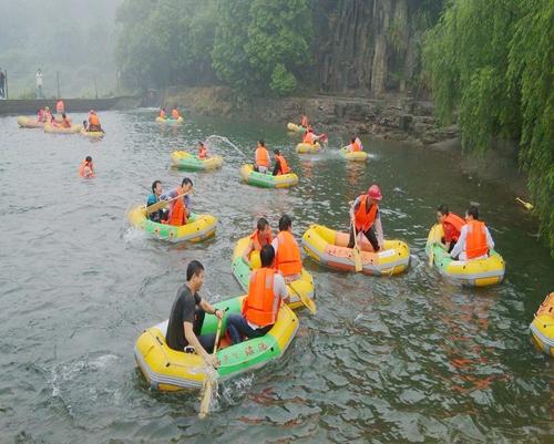 石燕湖—日漂行程