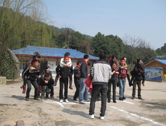 石燕湖三八妇女节最给力