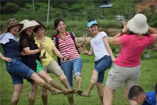 石燕湖旅游活动——三八节精彩活动