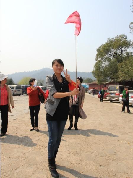 最新石燕湖旅游活动——三八节春游盛况