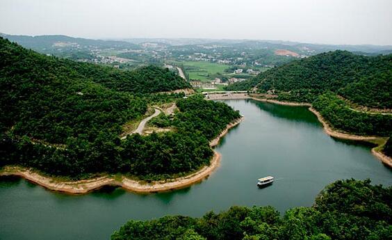 最新石燕湖旅游活动——湖南卫视《新闻大求真》