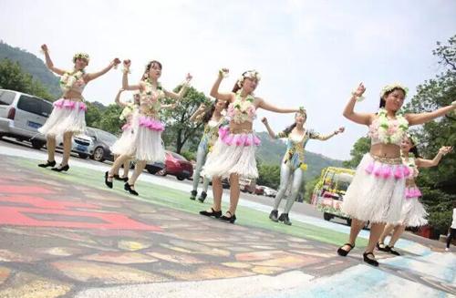 国庆石燕湖一大波优惠活动来袭、带你嗨翻天!