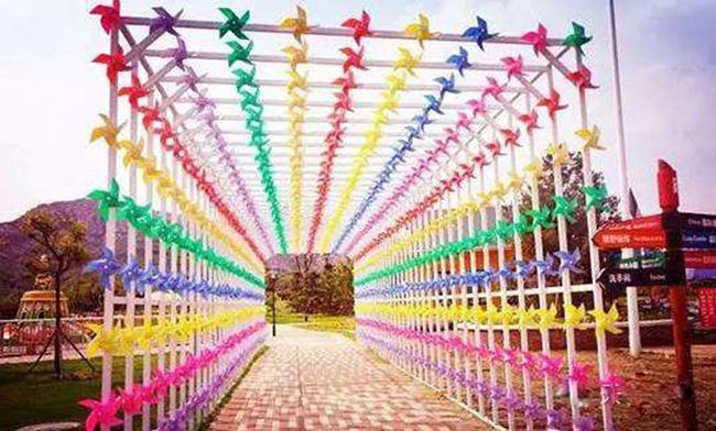 长沙风车节活动即将在石燕湖上演你造吗?