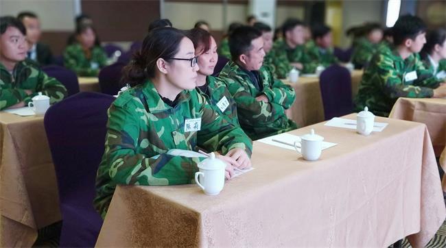 中惠旅石燕湖联营商户特训营第一期开班:创造最用心、最极致的服务体验