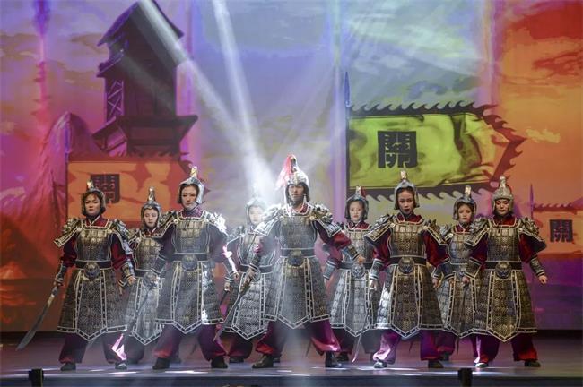 体验式情景剧《关公战长沙》将于4月27日在石燕湖首演!互动观演讲述长沙故事