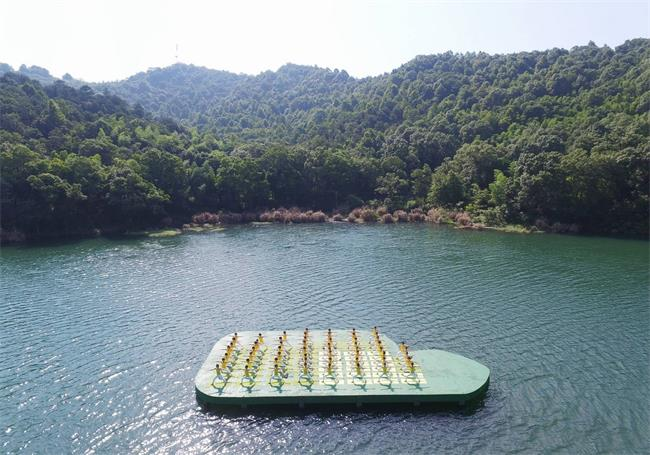"""石燕湖""""心之·古韵""""康养课程 让身心享受一次极致的""""森林SPA"""""""