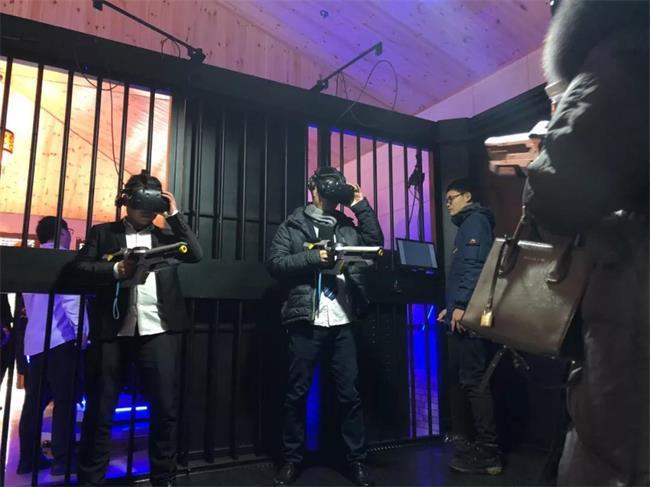 """石燕湖还有什么好玩的?带你走入VR""""新世界"""",体验新刺激!"""