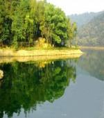 石燕湖——沿湖游道
