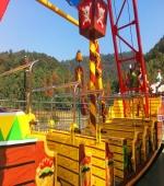 石燕湖—海盗船