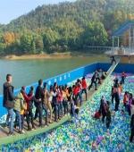 石燕湖—网红摇桥