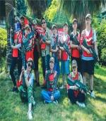 石燕湖拓展项目— 大型户外真人CS之红蓝对抗赛