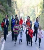 石燕湖—健身跑道