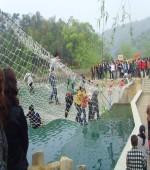 石燕湖景点介绍——外公桥、外婆桥、塑身门、黑白道、山楂树迷宫