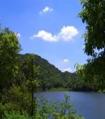 石燕湖——湖水