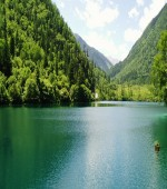 石燕湖——跳马涧