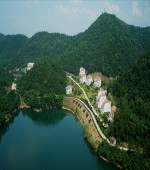 石燕湖——龙脊岭