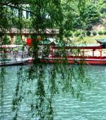 石燕湖——沿湖游道体验区