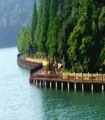 石燕湖——快乐小路