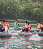石燕湖--水上电动船