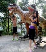 石燕湖——恐龙谷