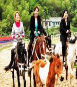 石燕湖--骑马场