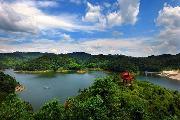 石燕湖旅游景区