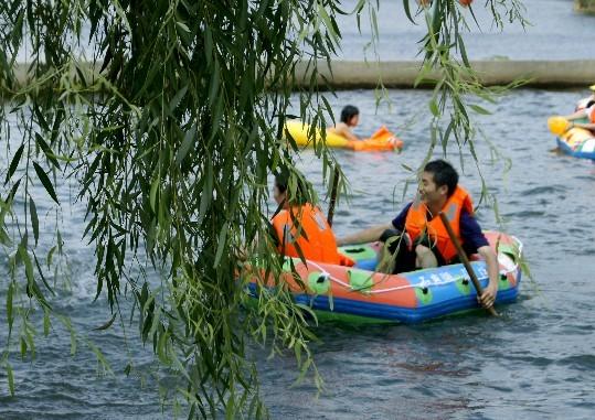 石燕湖生态公园