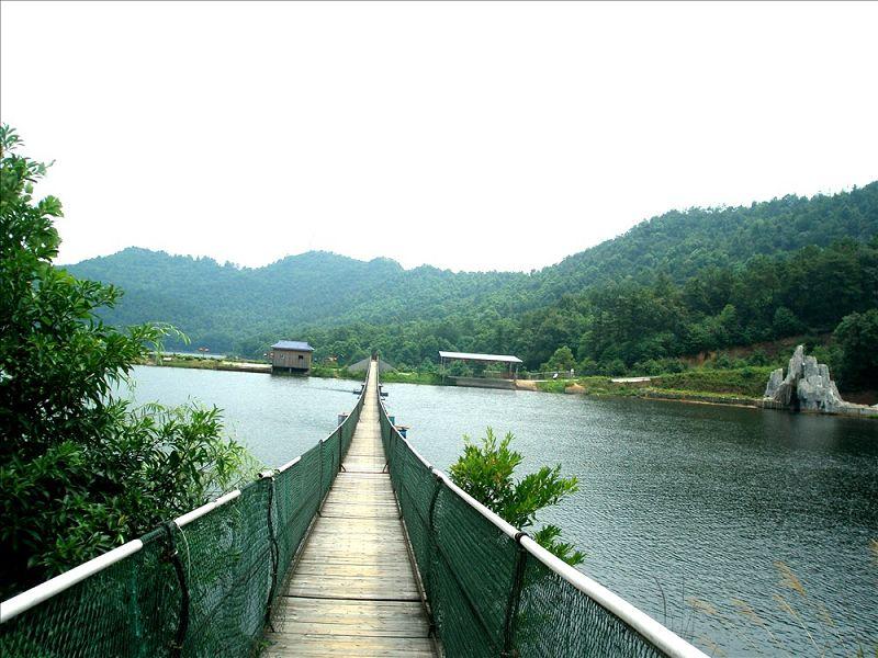 石燕湖状元桥