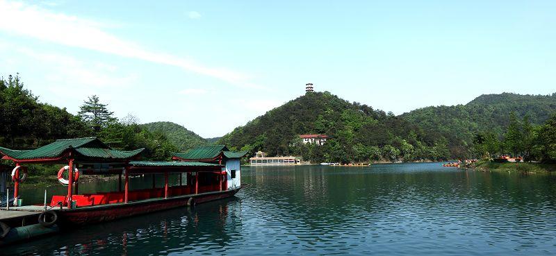 石燕湖风景