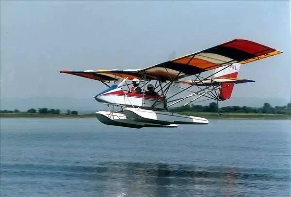 石燕湖水上飞机