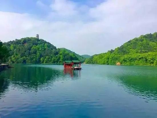 石燕湖游船