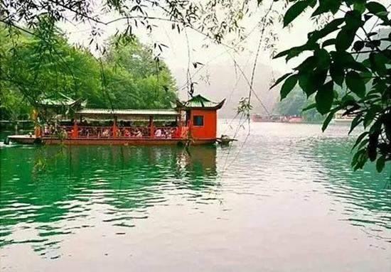 石燕湖一日游玩行程